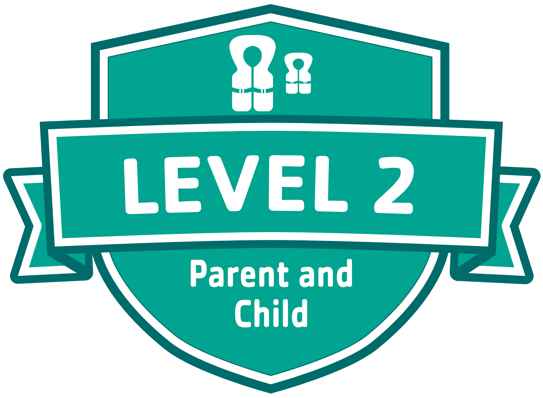 Parent Child Badge 2