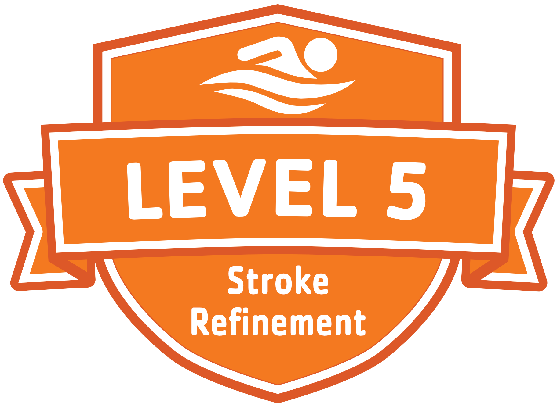 Swim Lesson Level 5
